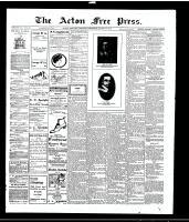 Acton Free Press (Acton, ON), March 16, 1916