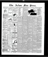 Acton Free Press (Acton, ON), March 23, 1916