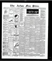 Acton Free Press (Acton, ON), March 30, 1916