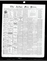 Acton Free Press (Acton, ON)28 Feb 1918