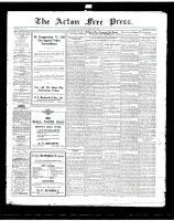 Acton Free Press (Acton, ON), May 8, 1919