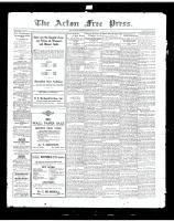 Acton Free Press (Acton, ON), May 22, 1919