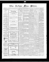 Acton Free Press (Acton, ON), July 17, 1919