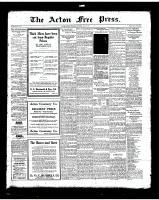 Acton Free Press (Acton, ON), July 31, 1919