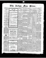 Acton Free Press (Acton, ON), August 14, 1919