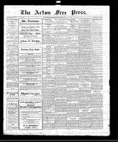 Acton Free Press (Acton, ON), January 8, 1920