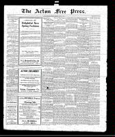 Acton Free Press (Acton, ON), March 18, 1920