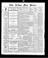 Acton Free Press (Acton, ON), August 5, 1920