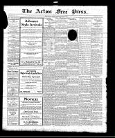 Acton Free Press (Acton, ON), September 9, 1920