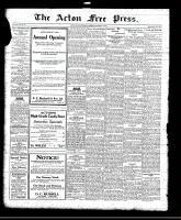 Acton Free Press (Acton, ON), September 16, 1920