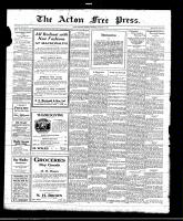 Acton Free Press (Acton, ON), October 14, 1920