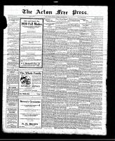 Acton Free Press (Acton, ON), October 28, 1920