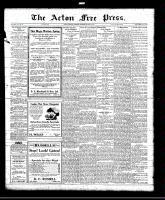 Acton Free Press (Acton, ON)10 Mar 1921