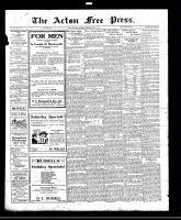 Acton Free Press (Acton, ON), June 30, 1921