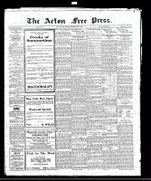 Acton Free Press (Acton, ON), June 8, 1922