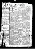 Acton Free Press (Acton, ON), July 13, 1922