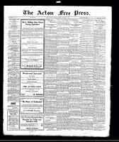 Acton Free Press (Acton, ON), September 14, 1922