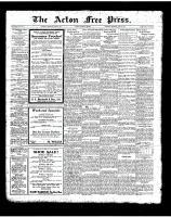 Acton Free Press (Acton, ON), June 21, 1923