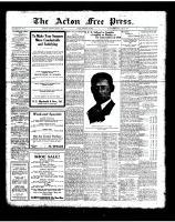 Acton Free Press (Acton, ON), June 28, 1923