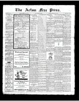 Acton Free Press (Acton, ON), July 19, 1923