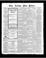 Acton Free Press (Acton, ON), September 6, 1923