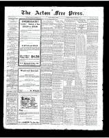 Acton Free Press (Acton, ON), November 15, 1923