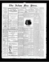 Acton Free Press (Acton, ON), April 10, 1924