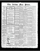 Acton Free Press (Acton, ON), April 17, 1924