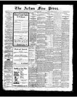 Acton Free Press (Acton, ON), May 22, 1924