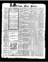 Acton Free Press (Acton, ON), July 10, 1924