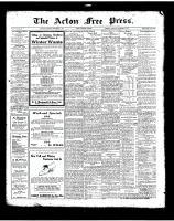 Acton Free Press (Acton, ON), December 4, 1924
