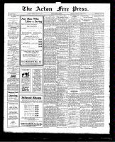 Acton Free Press (Acton, ON)27 Aug 1925