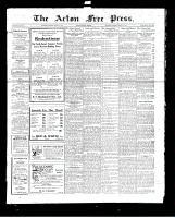 Acton Free Press (Acton, ON), August 11, 1927