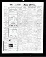 Acton Free Press (Acton, ON), September 29, 1927