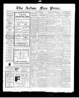 Acton Free Press (Acton, ON), October 20, 1927