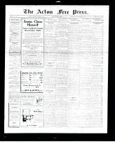 Acton Free Press (Acton, ON), November 24, 1927