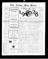 Acton Free Press (Acton, ON), December 29, 1927
