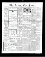 Acton Free Press (Acton, ON), February 9, 1928