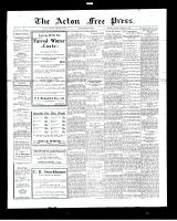 Acton Free Press (Acton, ON), February 23, 1928