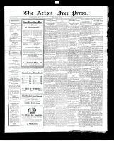 Acton Free Press (Acton, ON), March 1, 1928