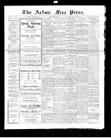 Acton Free Press (Acton, ON), March 8, 1928