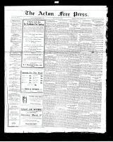 Acton Free Press (Acton, ON), March 15, 1928