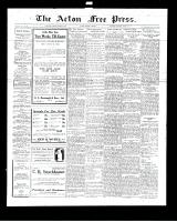 Acton Free Press (Acton, ON), March 22, 1928