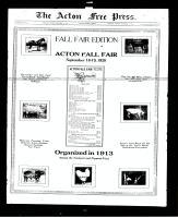 Acton Free Press (Acton, ON), September 13, 1928