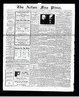 Acton Free Press (Acton, ON), September 27, 1928