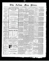 Acton Free Press (Acton, ON), October 4, 1928