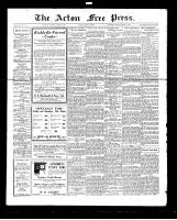 Acton Free Press (Acton, ON), October 11, 1928