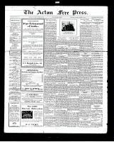 Acton Free Press (Acton, ON), October 18, 1928