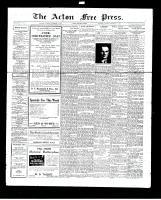 Acton Free Press (Acton, ON), November 1, 1928