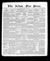 Acton Free Press (Acton, ON), January 28, 1932
